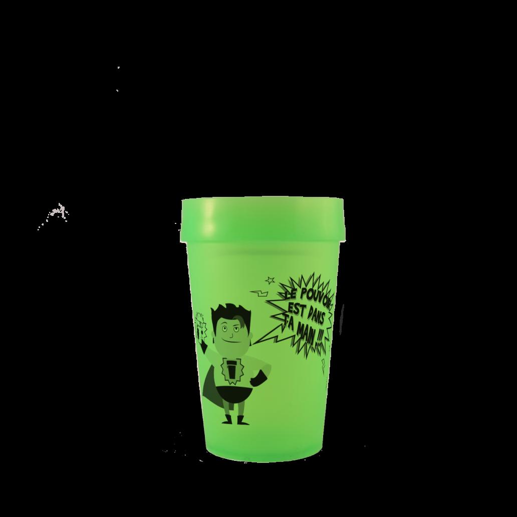 E25 Generique Captain Planete Vert