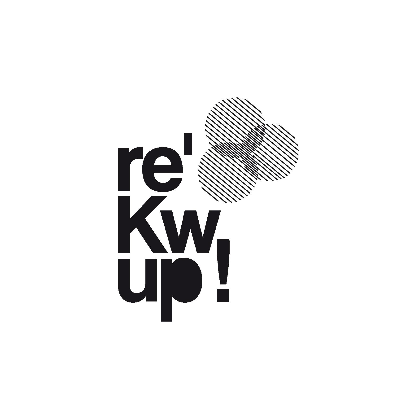 Lavage gobelets personnalisés Rekwup