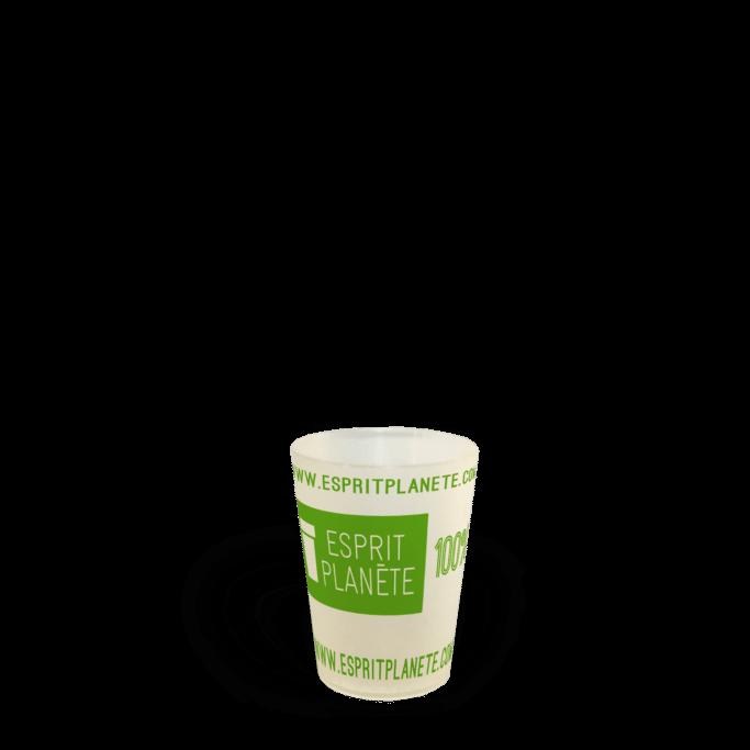 Cup 12 Esprit Planète gobelet personnalisé