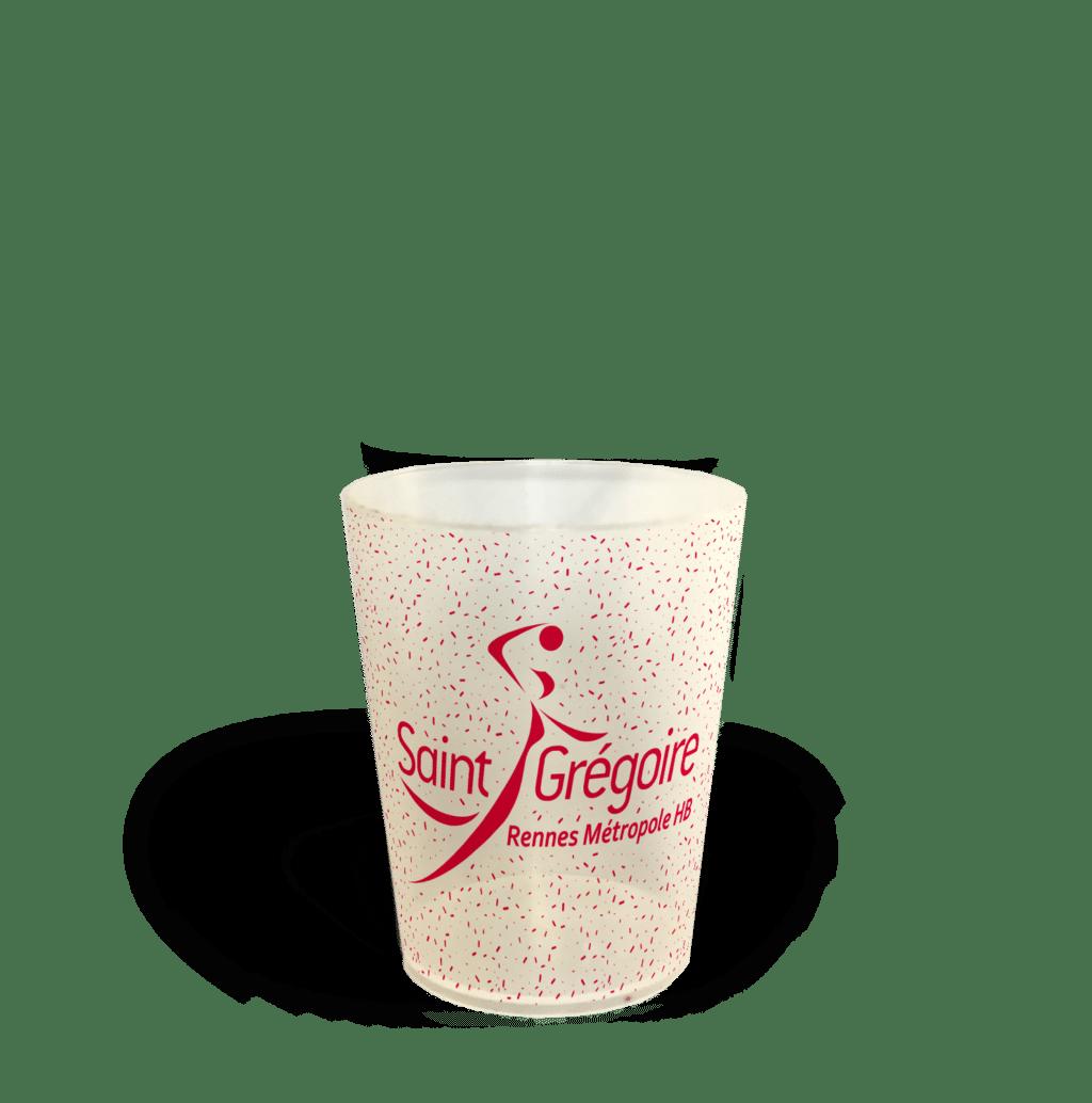 gobelet café réutilisable Saint Grégoire Volley-ball
