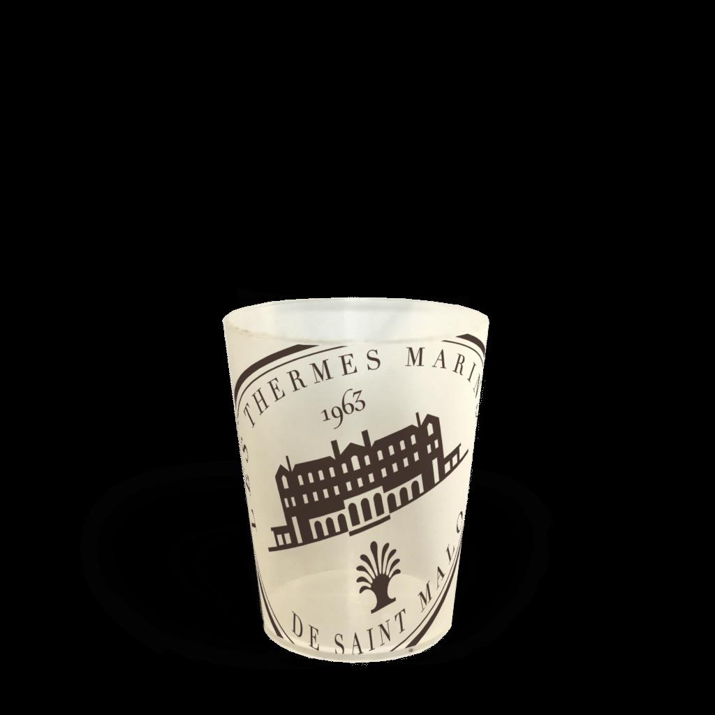 gobelet café réutilisable Thermes marins