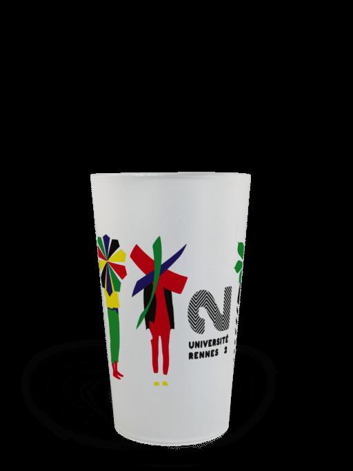 CUP 25 personnalisé Université Rennes 2