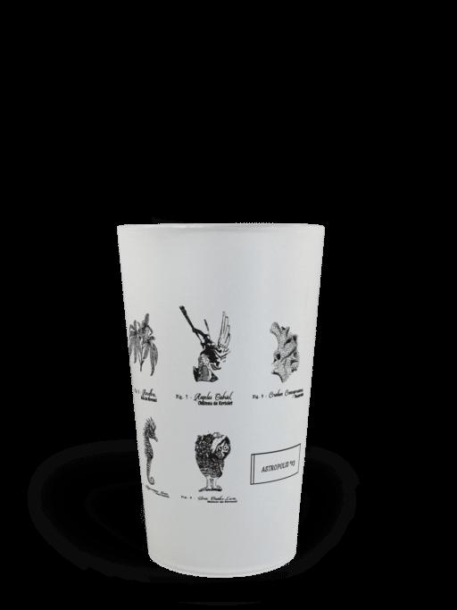 CUP 25 personnalisé Astropolis 2017