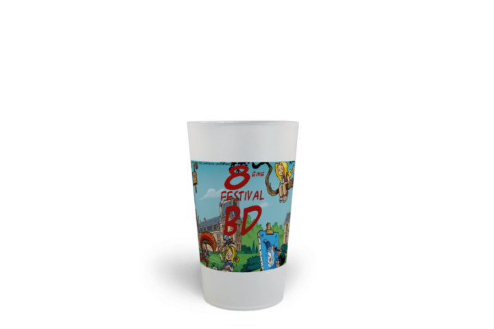 CUP 25 personnalisé Festival de la BD