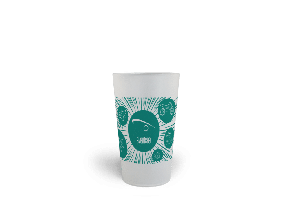 CUP 25 personnalisé Eventsee