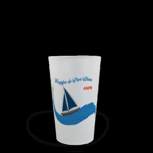 CUP 25 personnalisé Regate de Port Blanc