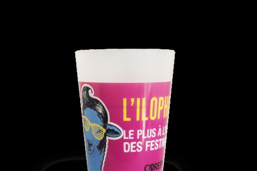 CUP 25 personnalisé Ilophone