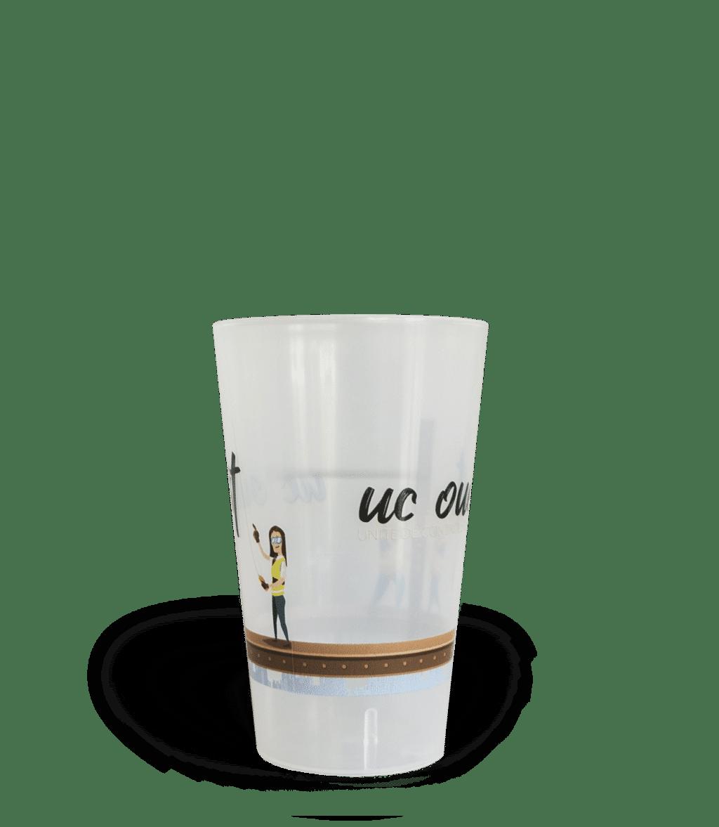 CUP 25 personnalisé UC Ouest