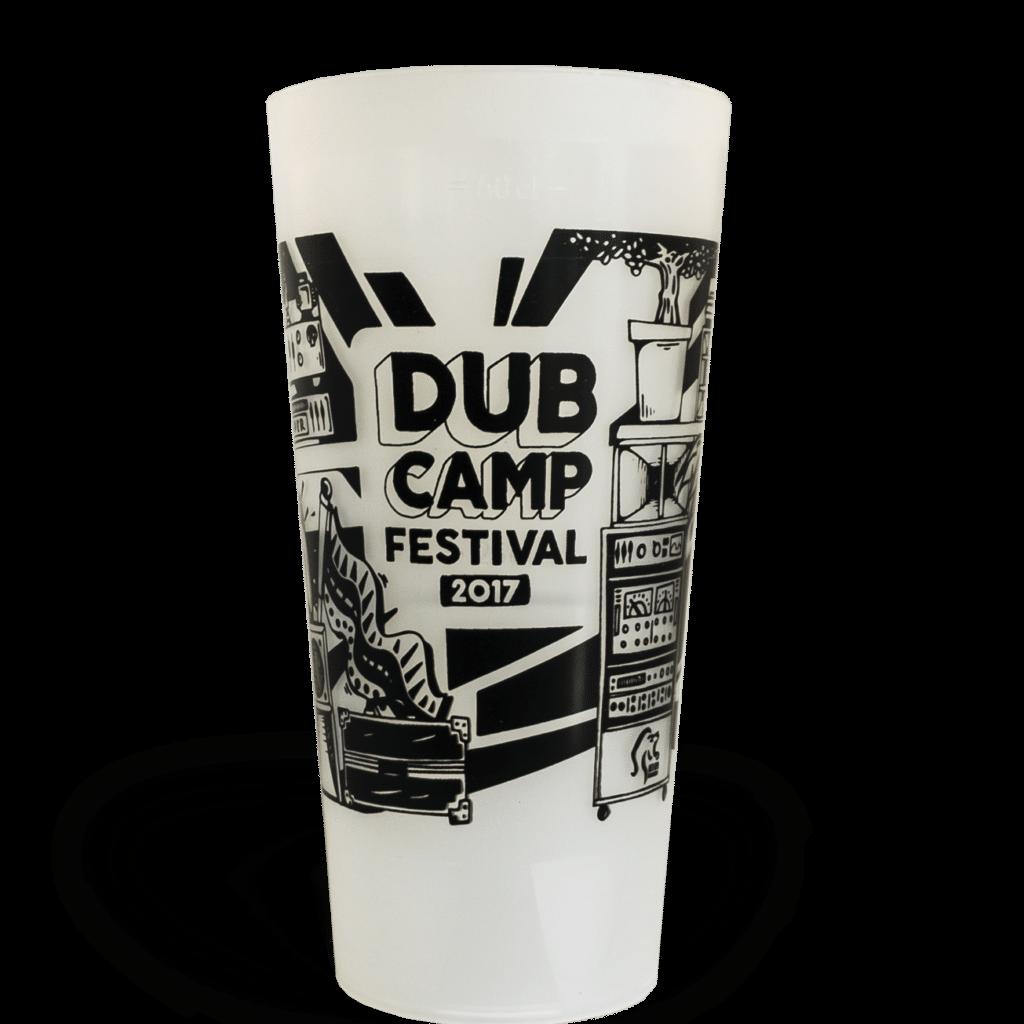 gobelets personnalisés CUP 50 DubCamp Festival