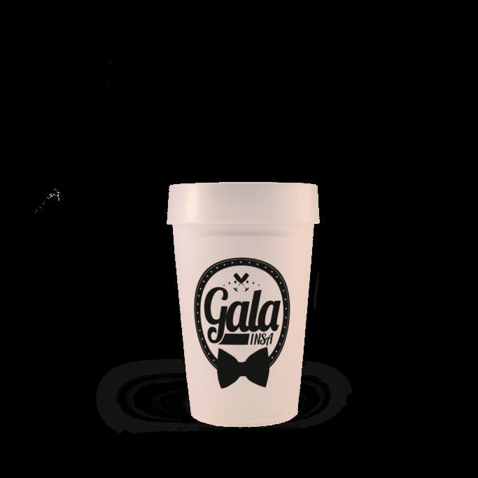 Gobelet réutilisable Gala Insa 2016