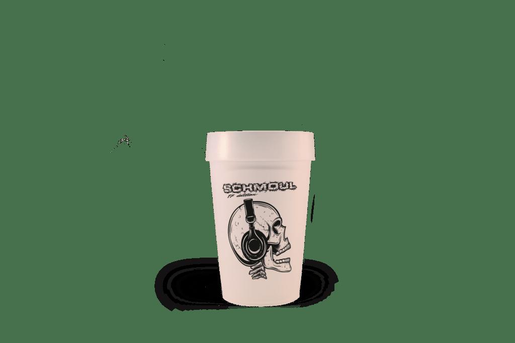 gobelet réutilisable Festival du Schmoul 2018