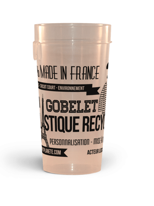Gobelets réutilisables personalisés EP50 Générique
