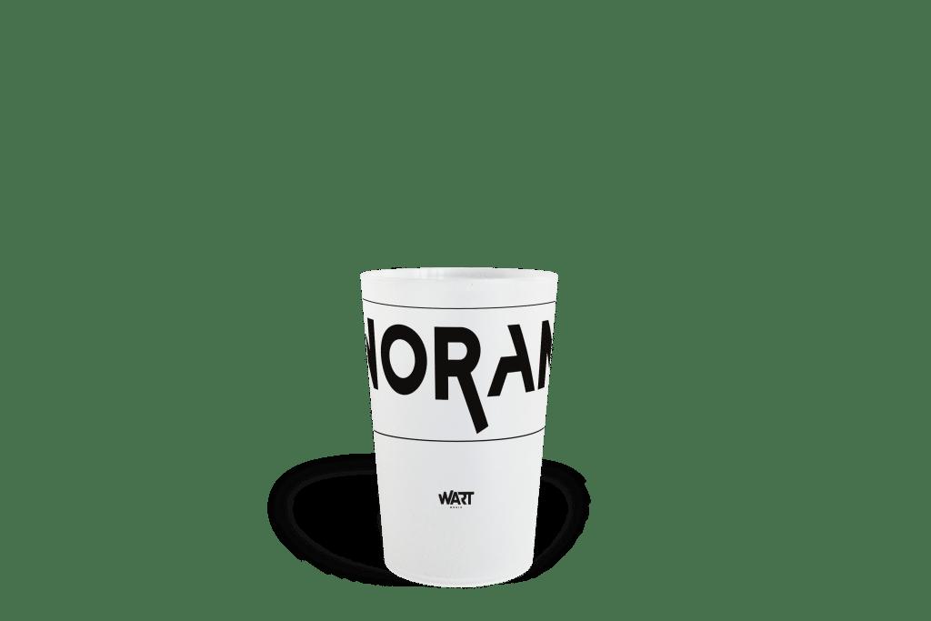 Eco Gobelet Cup Personnalisé Panoramas Festival