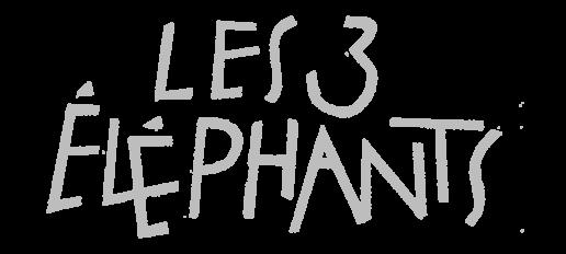 Gobelets réutilisables les 3 Elephants