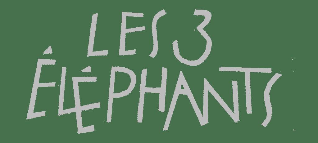 Gobelet réutilisable Esprit Planète Les 3 éléphants