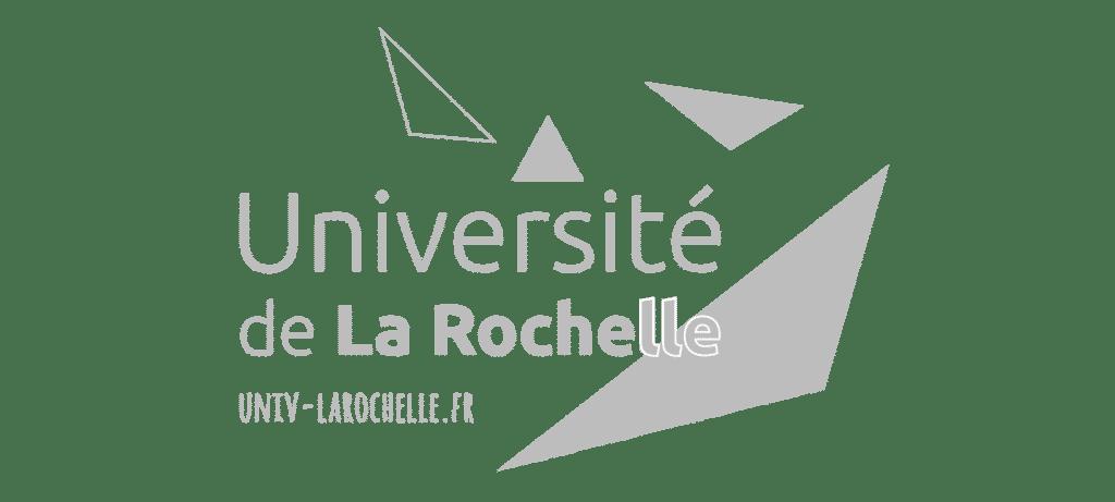 Gobelet personnalisé Université de la Rochelle