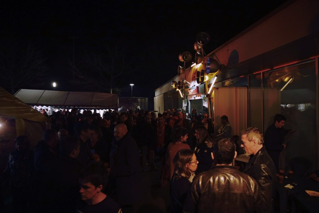 Public festival schmoul gobelet