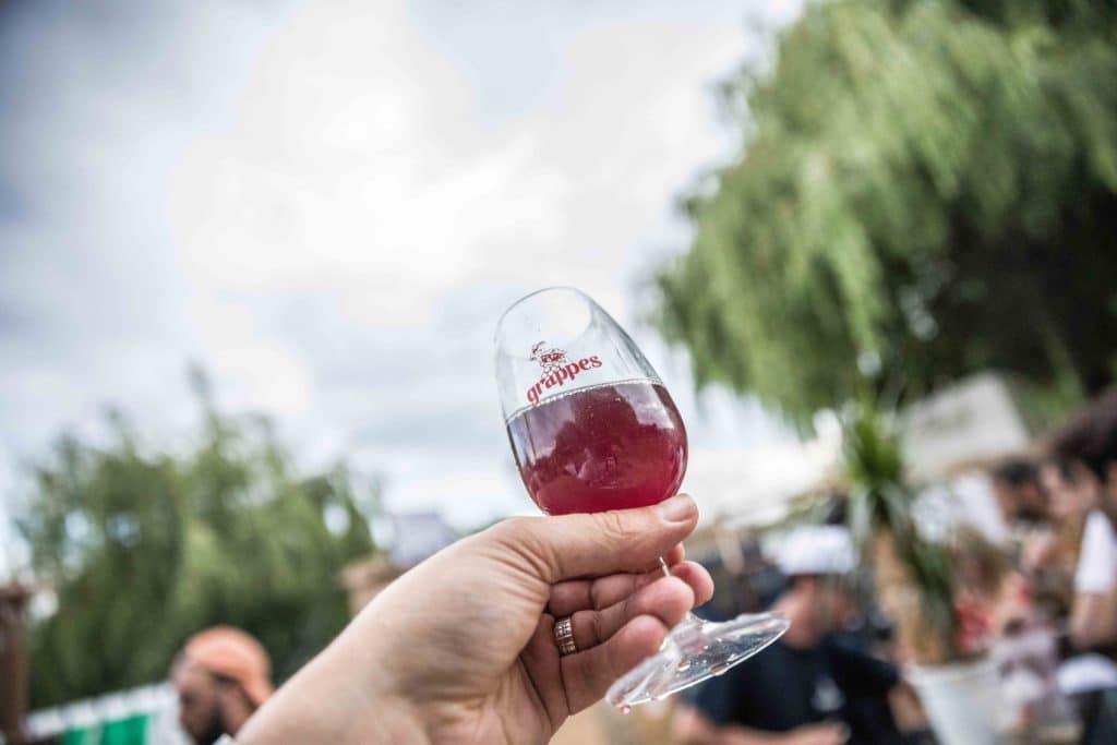 Verre à vin premium
