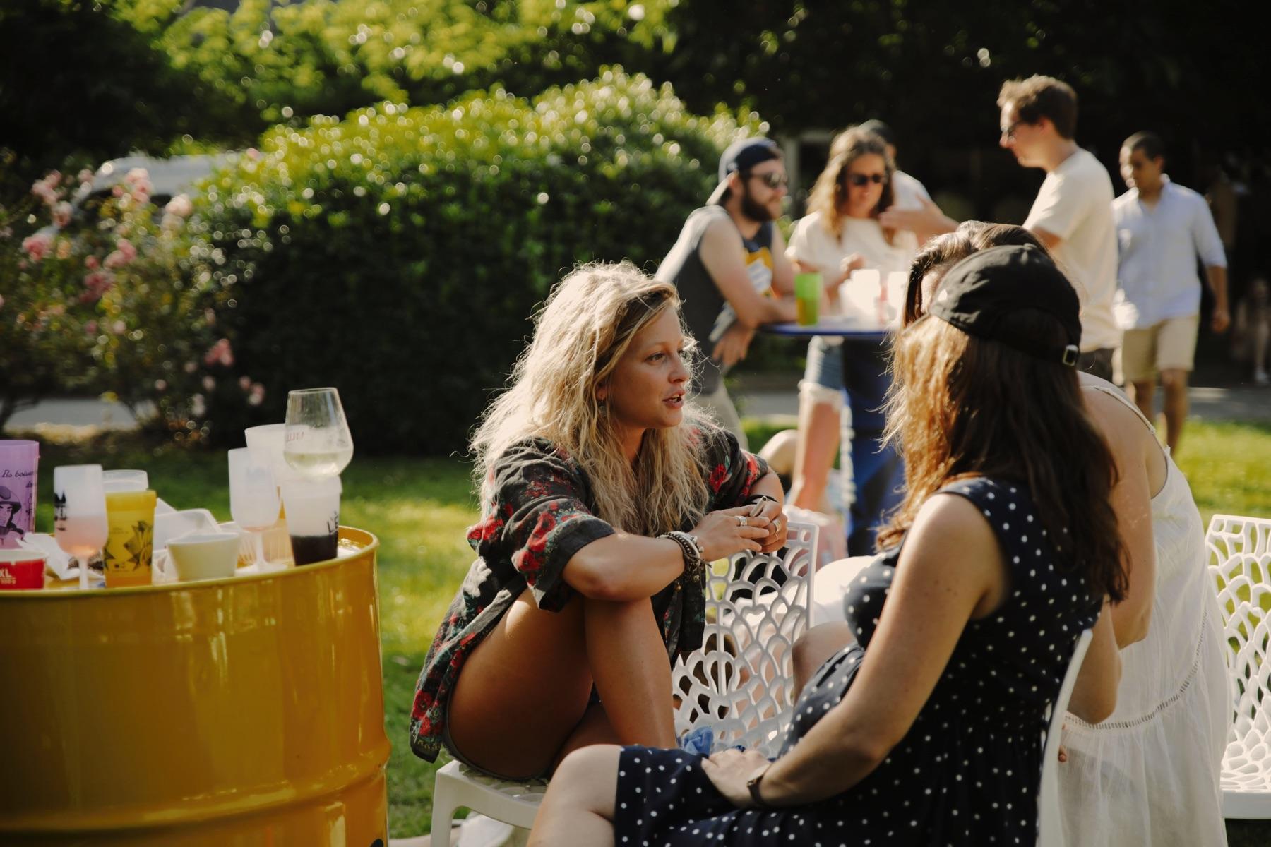 Garden Party Gobelets réutilisables