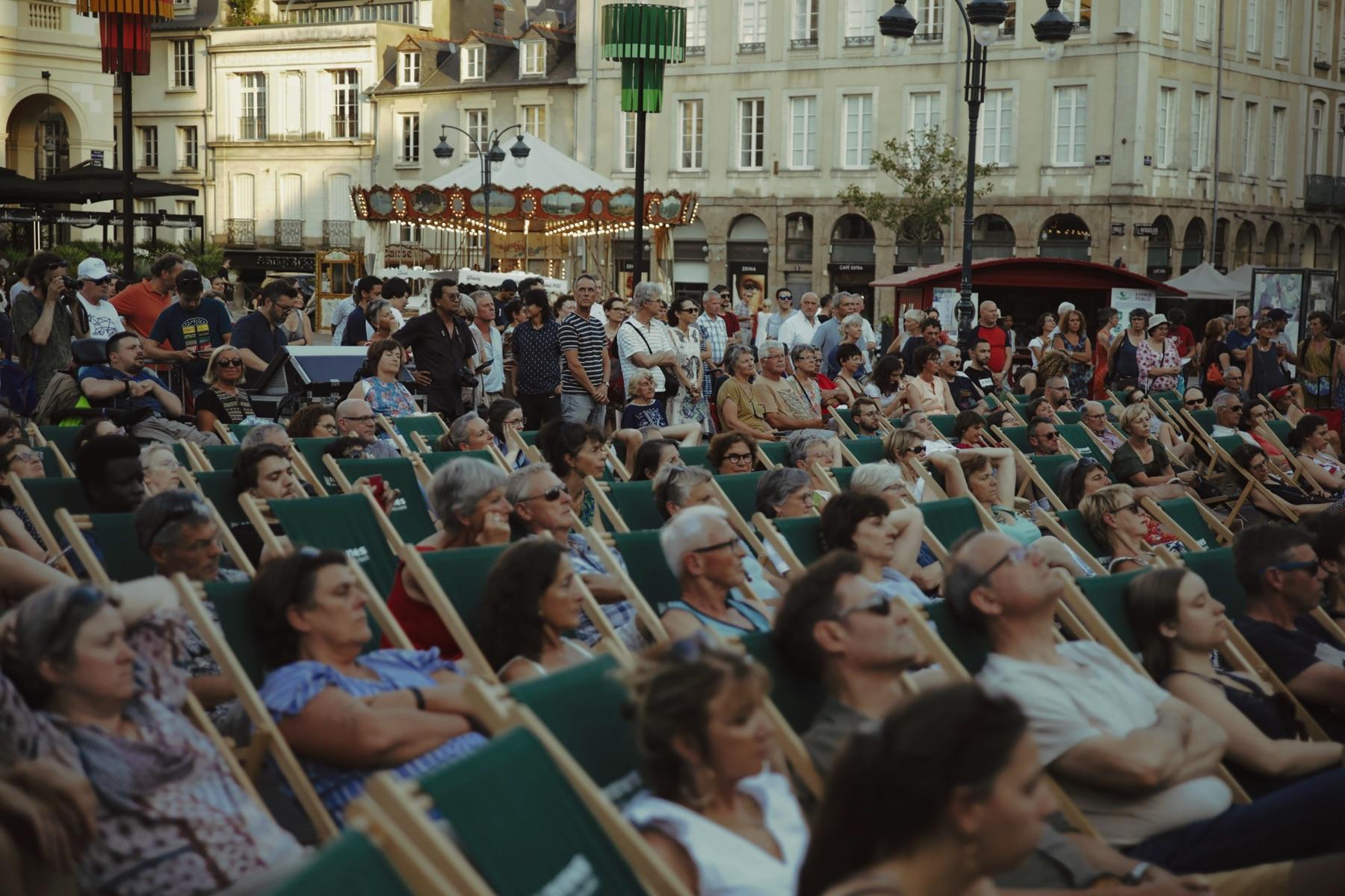 Transat En Ville à Rennes gobelets réutilisables