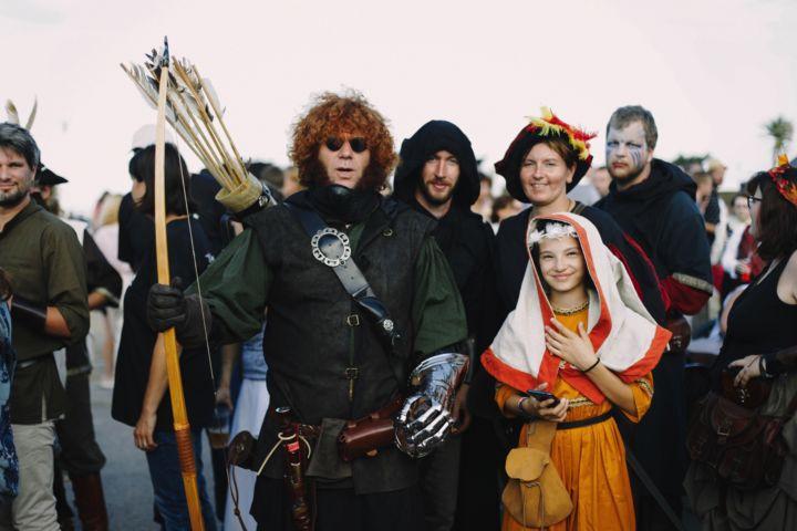 Cidre & Dragon, Le festival Médiéval Fantasy et les gobelets réutilisables Esprit Planète