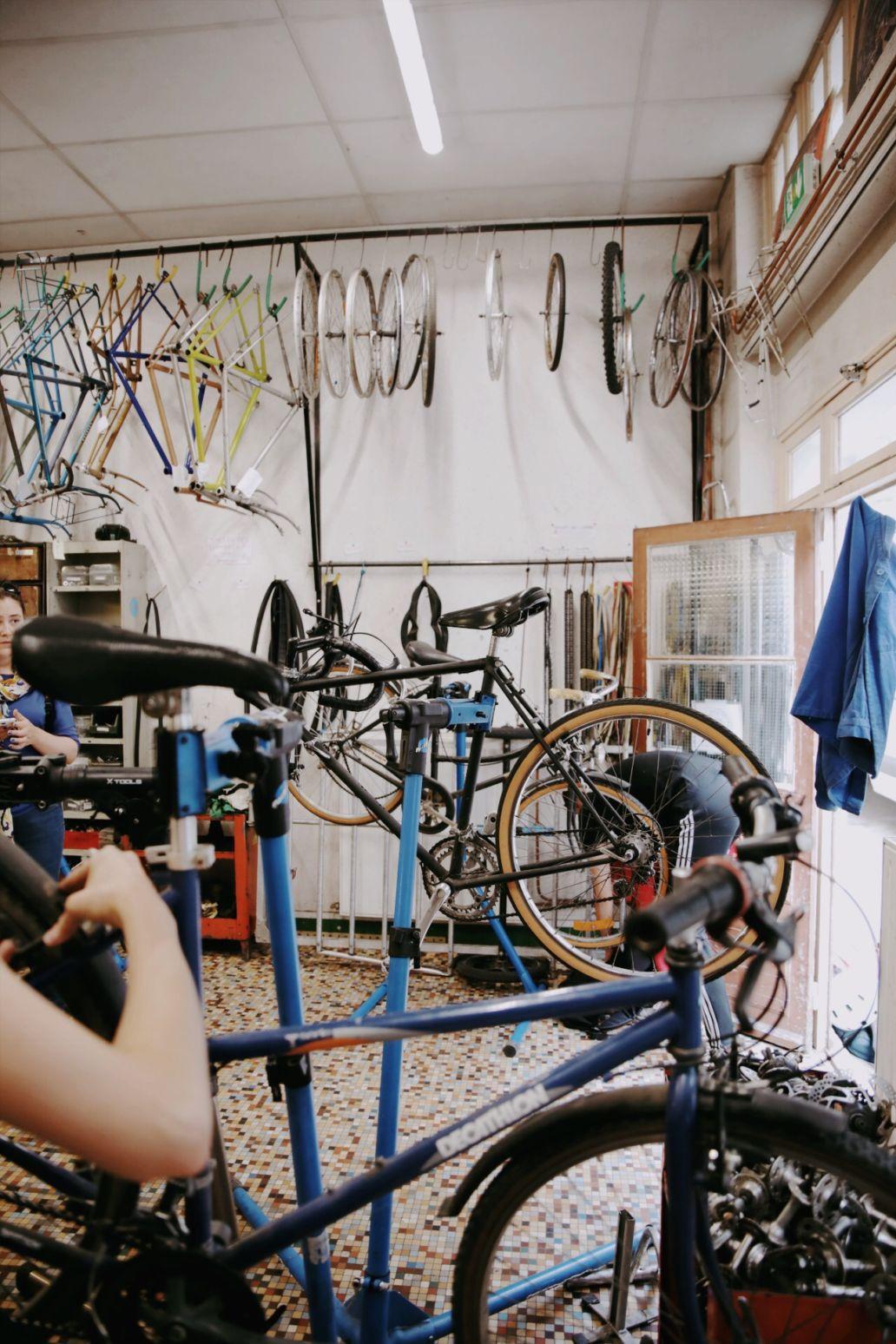 les transports à vélo, la petite rennes et les gobelets réutilisables Esprit Planète