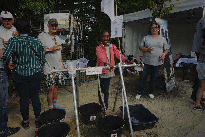 Les gobelets réutilisables Esprit Planète au Rendez Vous de l'Erdre 2019