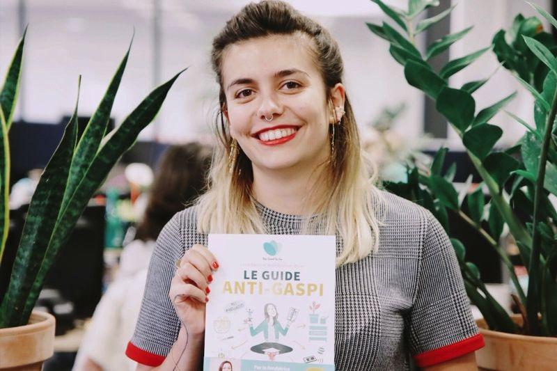 To good to go et lTo good to go Lucie Bashe gobelet réutilisable Esprit Planète