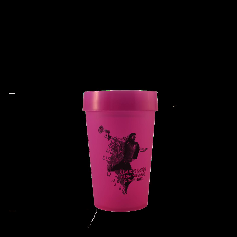 Gobelet réutilisable EP25 Tissé Métisse 2016
