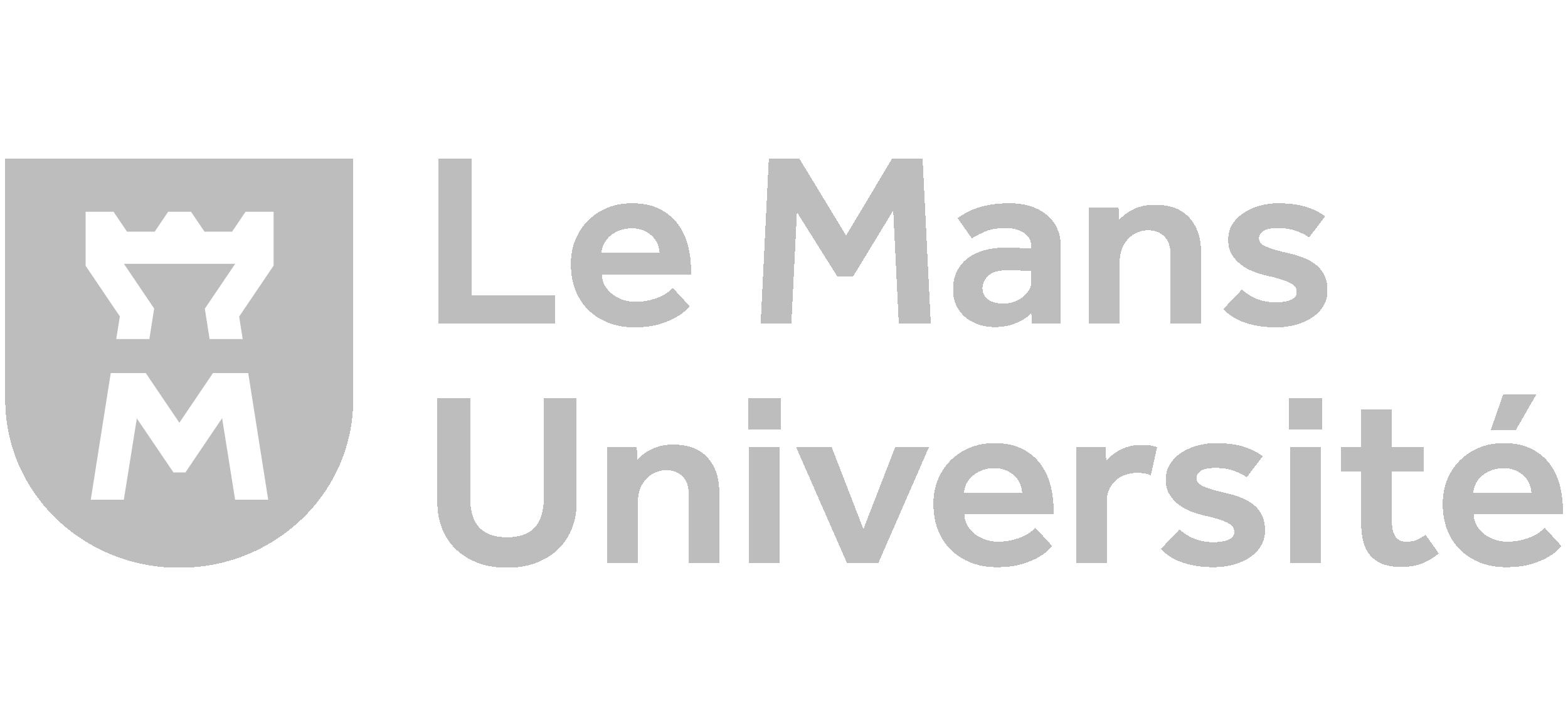 Gobelet personnalisé Le Mans Unversité