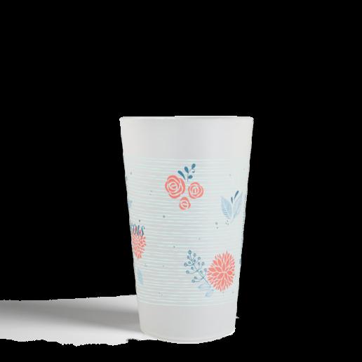Gobelet CUP 25 Neutre Blue Flower