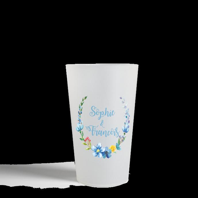 Gobelet CUP 25 Neutre Classic Flower