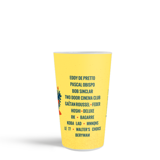 Gobelet CUP 25 Bobital