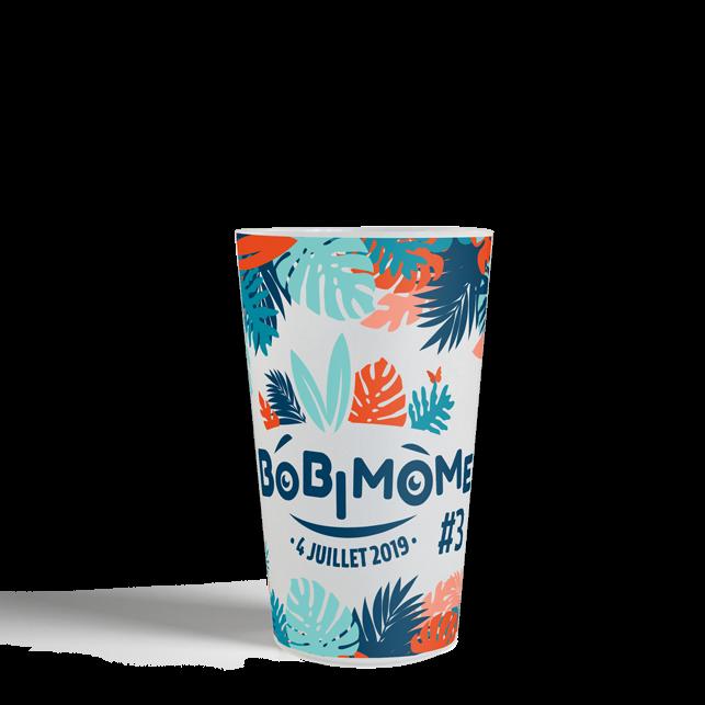 Gobelet CUP 25 Bobimômes