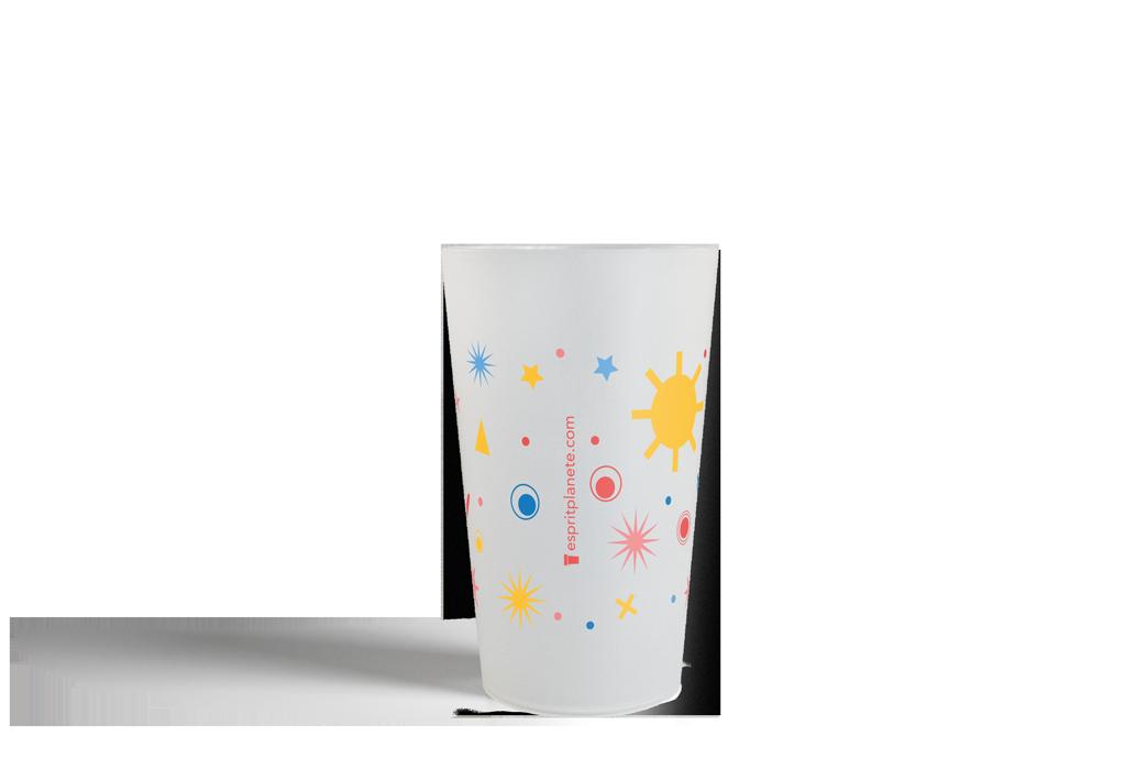 Gobelet CUP 25 Neutre APE Motifs