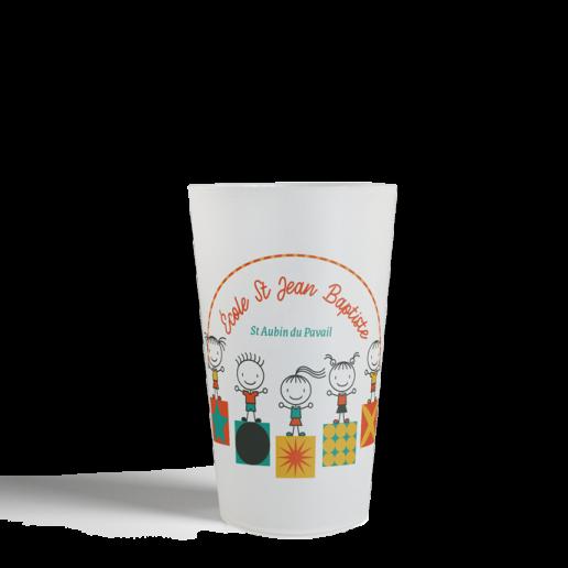 Gobelet CUP 25 Neutre generique APEL