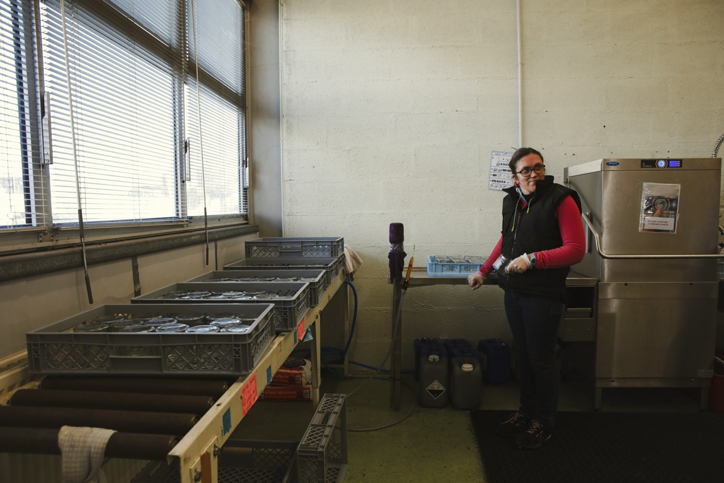 Esatco et lavage de gobelet personnalisé et réutilisable Esprit Planète