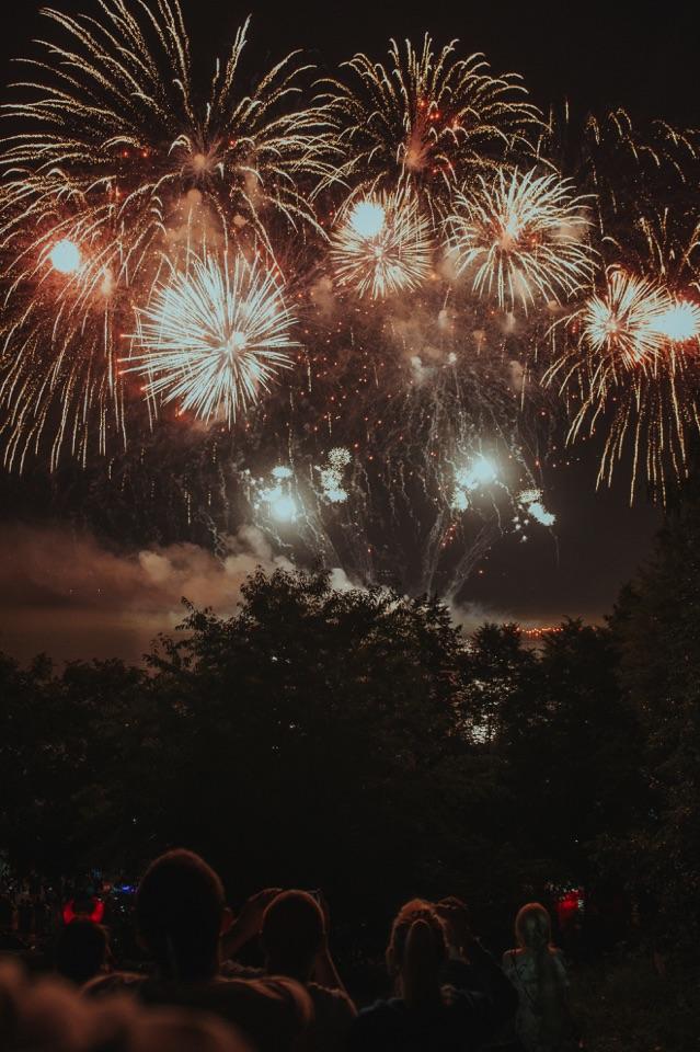 Le nouvel an et les gobelets réutilisables Esprit Planète