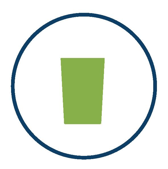Gobelet réutilisable écologique Esprit Planète cup