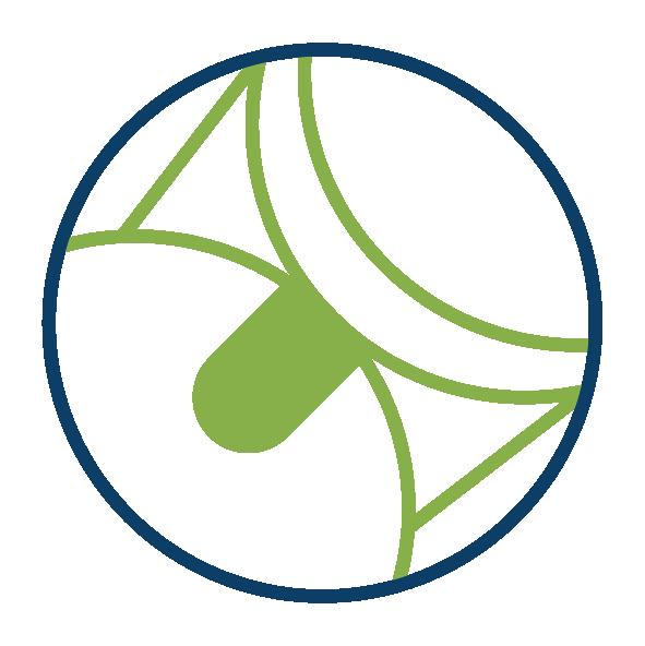 Gobelet réutilisable écologique Esprit Planète languette d'accroche