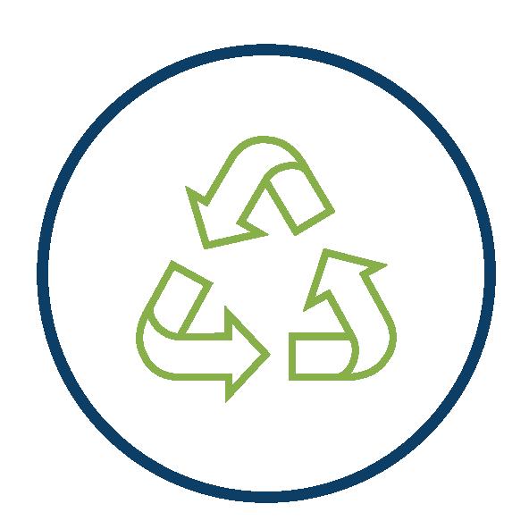 Gobelet réutilisable écologique Esprit Planète plastique recyclé