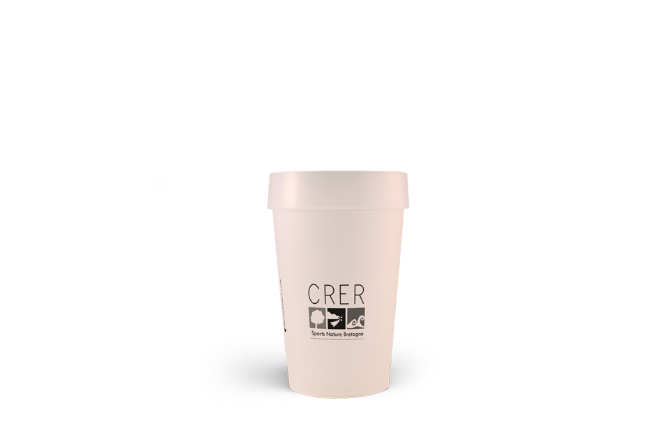 Gobelet CROS digitalisation EP25