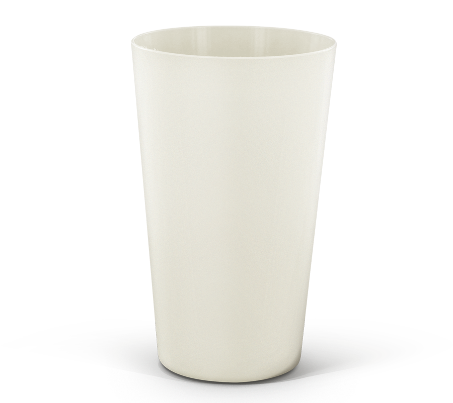 Gobelet écologique réutilisable et personnalisé CUP50 BIO