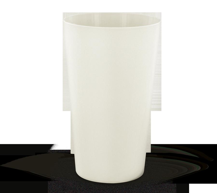 Gobelet écologique réutilisable et personnalisé CUP25 BIO