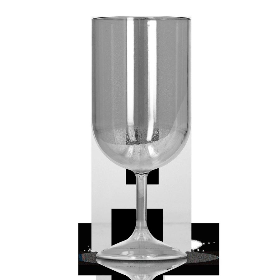 Verre à vin réutilisable Tritan Prémium
